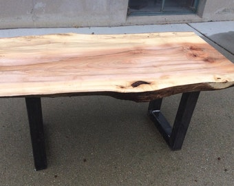 Spalted maple bench etsy sold beautiful reclaimed live edge spalted maple benchcustom order for carol sciox Gallery