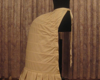 Victorian Style Bustle Cage, Hoop Skirt, Tournure
