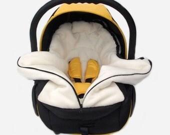 Sheepskin Snuggle bag