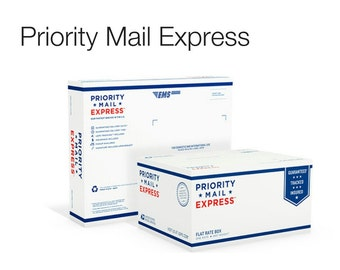 priority mail express 1 day delivery domestic only not available for international orders