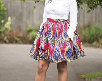 Davina Midi Skirt