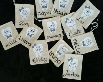 Children's toothfairy bags
