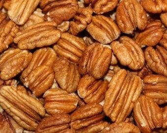 2017 Fresh Raw Pecans Halves (2017 Crop Pecans)