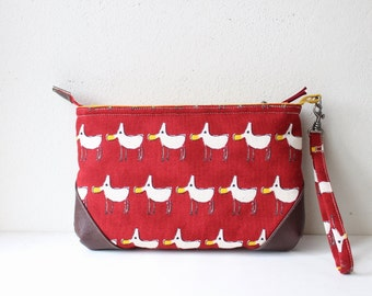 Pouch in Pouch(Red Ducks)