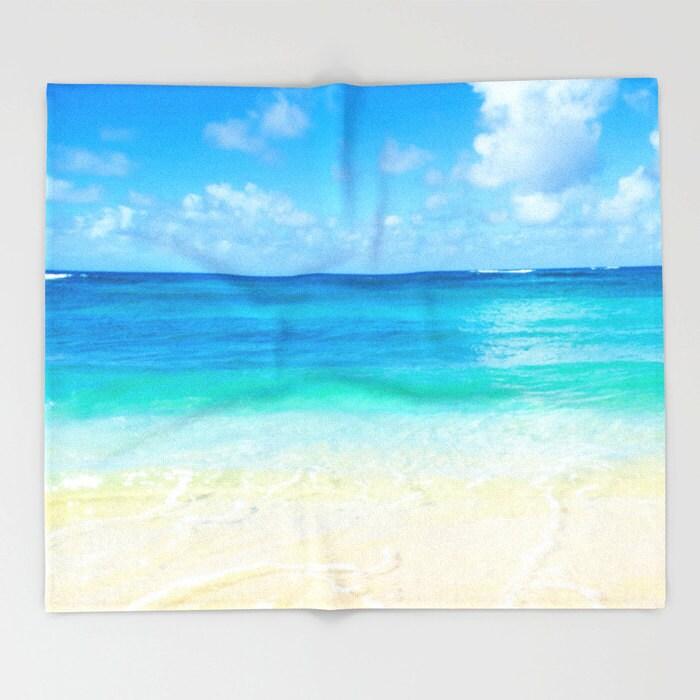 Hawaiian Beach Blanket