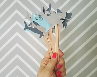 Shark Drink Stirrer