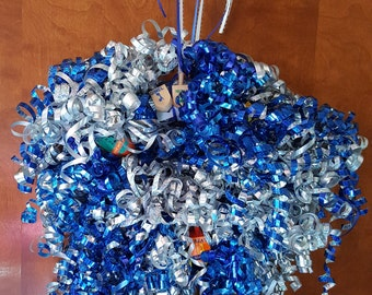 8 inch Hannukah wreath