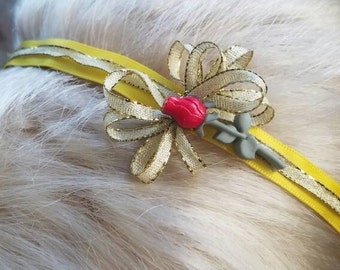 Belle of the ball head band