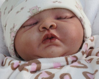 Ready To Ship Bi-Racial Reborn Doll (My-Promise)