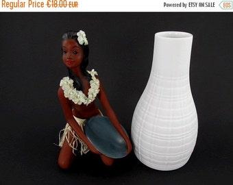 ON SALE Vintage vase / Jaeger & Co / 1117 | West German Pottery | 70s
