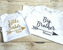 Unique Big Brother To Be Related Items Etsy