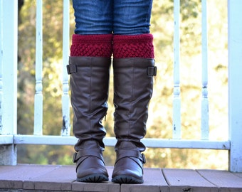Winter Boot Cuffs