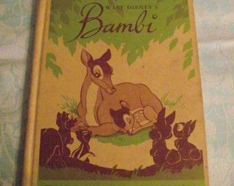 Walt Disney's Bambi 1944