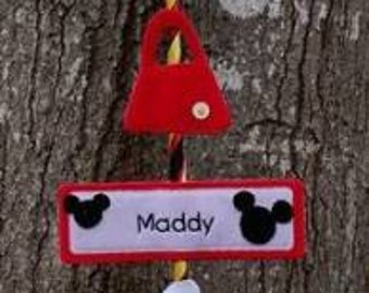 Mrs Mouse Yard Sign