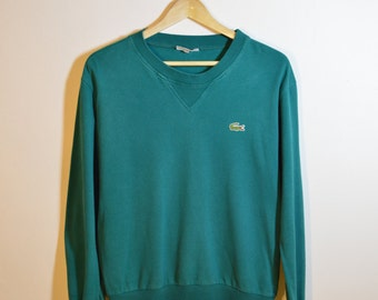 Vintage Sweater / Jumper / Pullover by Lacoste