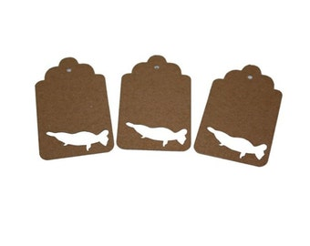 Platypus Gift Tags