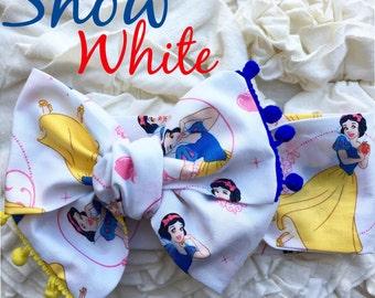 SnowWhite Headwrap