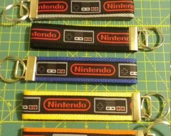 Nintendo Key Fob - NES - Key chain