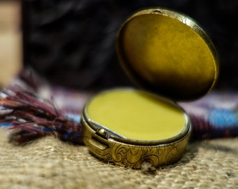 Wild Heart ~ Solid Perfume Compact