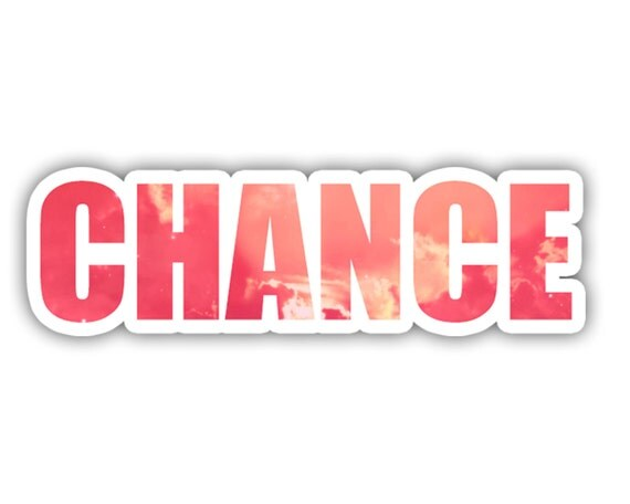 Chance The Rapper Coloring Book Vinyl Decal Sticker From TheFatPigeonShop On Etsy Studio