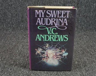 My Sweet Audrina By V.C. Andrews Circa 1982
