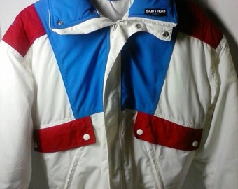 Vintage Sun Ice Olympic Jacket