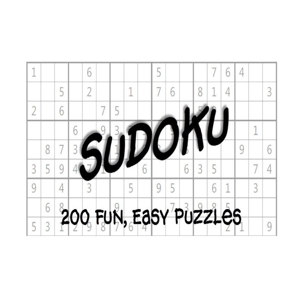 easy sudoku puzzles with answers pdf