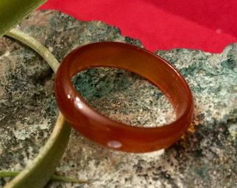 Carnelian Ring - 10.5 ring