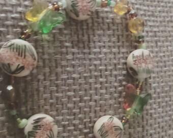A jewellery garden bracelet