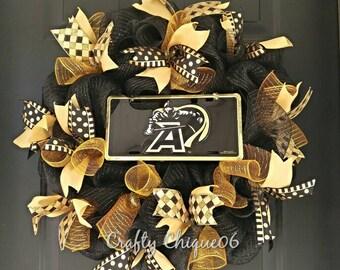 Army Wreath; West Point; Black Knights