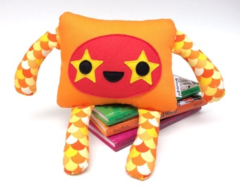Kawaii Plushie Monster, Monster Cuddly Toy