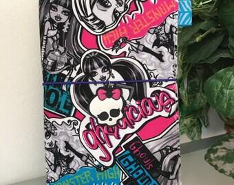 Monster High Traveler's Notebook