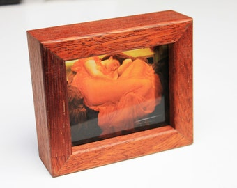Sir Frederic Leighton, Flaming June Translucent Handmade Lightbox! See-through art that glows in natural light