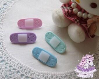 Band-aid pin kawaii menhera pastel fairy kei decora