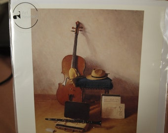 The Music Room Card