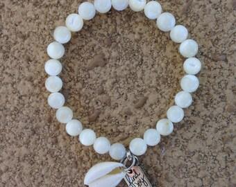 Freshwater Pearl Bracelet 9mm