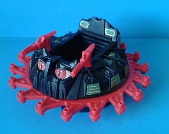 "Vintage Masters of the Universe "" Roton Skeletor Vehicle WORKING "" Mattel MOTU 1980's"