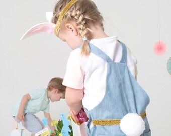 Kit de déguisement lapin de Pâques - Déguisement enfant Lapin
