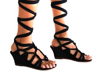 Cabarete Wedge Sandals