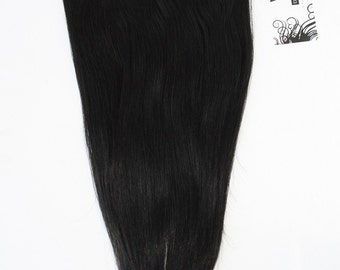 Brazilian Silky Straight Clip-in Hair Extensions