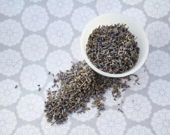 Dried Lavender Buds, Wedding sachet, craft lavender, freshner, potpourri, flax pillow buds
