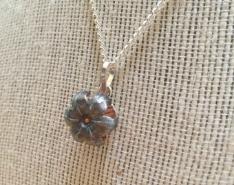 Speer Gold Dot 9mm 124gr Bullet Necklace - Silver Necklace - Very Unique And Beautiful