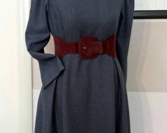 1940s inspired dress