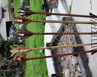 Druid Tree Staffs