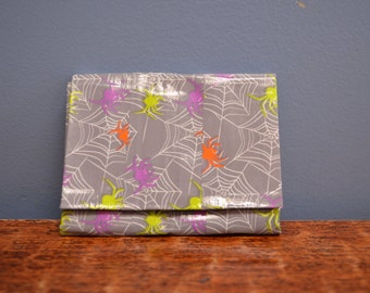 Spider Duct Tape Wallet
