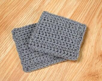 Square Crochet Coaster