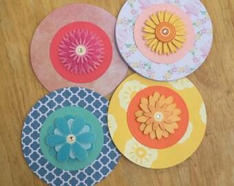 Flower Power Greeting Cards