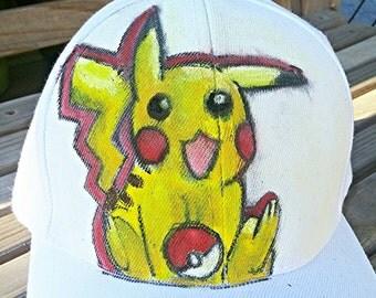 Pikachu Baseball Cap
