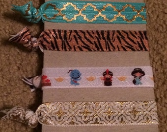 Aladdin Elastic Hair Ties