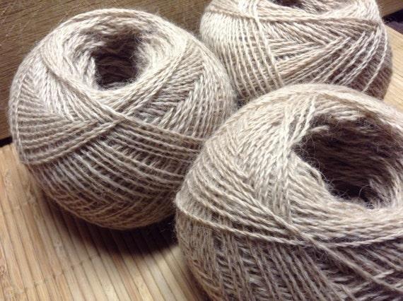 ENTWHISTLE Gotland/Teeswater X/Alpaca yarn 100g balls 4 ply S16